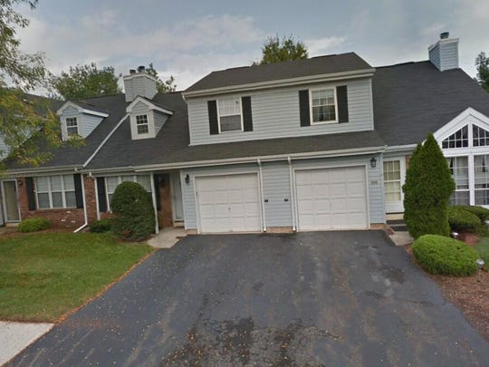 This Google Street View image shows the approximate location of 322 Classon Court in Franklin. The property at this address changed hands in May 2019, when Shashank and Srinvas Alladi bought the property from Jennifer Cinquino for $270,000.