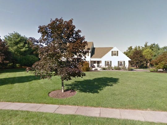This Google Street View image shows the approximate location of 85 Ridgeview Drive in Montgomery. The property at this address changed hands in May 2019, when Brian G Quinn and Bianca M Freda bought the property from Donald W Prosser for $799,000.