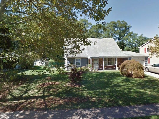 This Google Street View image shows the approximate location of 6 E. River Drive in Willingboro. The property at this address changed hands in April 2019, when Juan Oramas bought the property from Kay & Jay Rental LLC for $149,100.