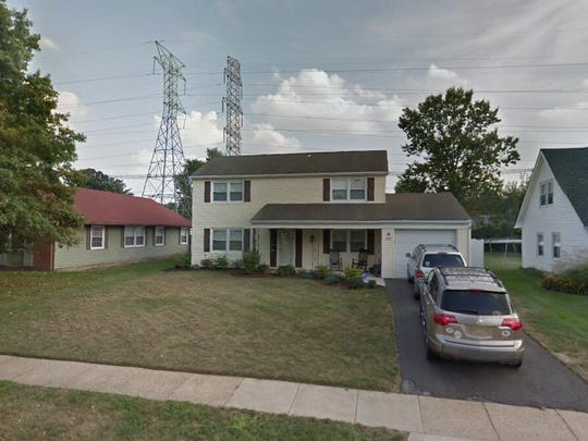 This Google Street View image shows the approximate location of 96 Middlebury Lane in Willingboro. The property at this address changed hands in April 2019, when Sharon Nwadibia bought the property from Reo Acquisition i LLC for $179,000.