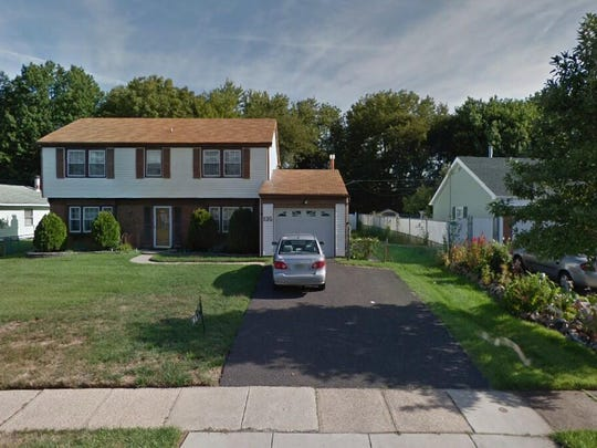 This Google Street View image shows the approximate location of 135 Genesee Lane in Willingboro. The property at this address changed hands in May 2019, when David and Marie Doresca bought the property from Theodora and William Bob-Grey for $195,000.