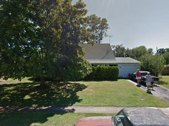 This Google Street View image shows the approximate location of 48 New Pond Lane in Willingboro. The property at this address changed hands in June 2019, when Edward Cradle bought the property from Douglas E Greenwood and L A Burke for $194,000.