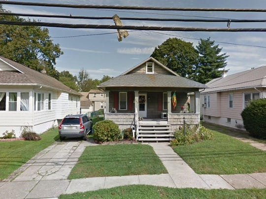 This Google Street View image shows the approximate location of 349 W. Merchant St. in Audubon. The property at this address changed hands in May 2019, when Cynthia J Benvenuto bought the property from Jamr Properties LLC for $178,000.