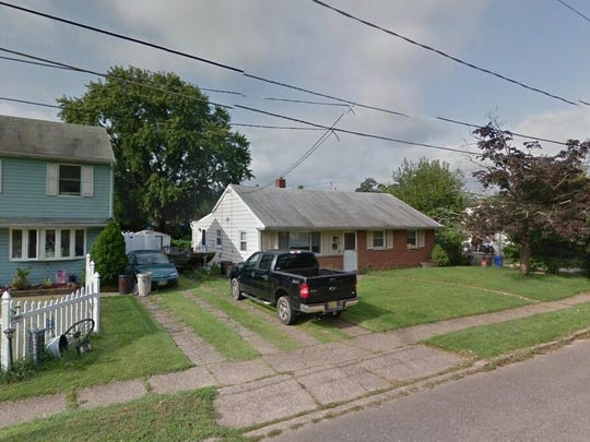 This Google Street View image shows the approximate location of 424 Colonial Road in Bellmawr. The property at this address changed hands in June 2019, when Rives Spencer W Fokin Kendall L bought the property from Diane Neild for $167,000.