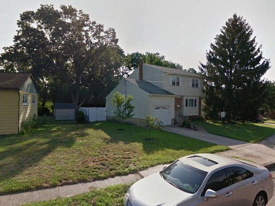 This Google Street View image shows the approximate location of 61 Vaughn Ave. in Bellmawr. The property at this address changed hands in May 2019, when Albert and Bernstiel Lauren Gibson bought the property from Lance A and April L Mccarthy for $200,000.
