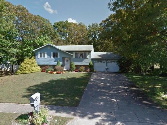 This Google Street View image shows the approximate location of 345 Centaurian Drive in Berlin Township. The property at this address changed hands in May 2019, when Janice R Goldstein bought the property from Tori And Liya Properties LLC for $233,000.