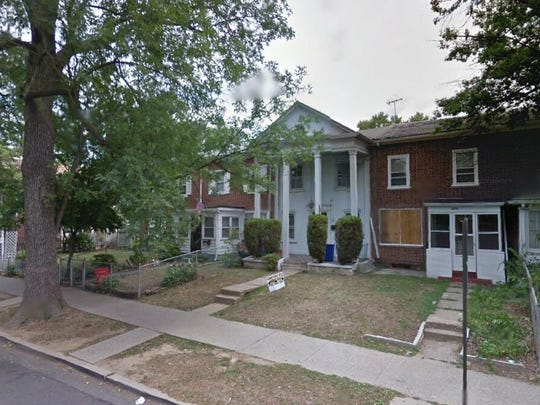 This Google Street View image shows the approximate location of 2828 Yorkship Blvd. in Camden. The property at this address changed hands in April 2019, when Monique N Barnett bought the property from M & D Real Estate LLC for $49,500.