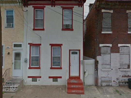 This Google Street View image shows the approximate location of 346 Cherry St. in Camden. The property at this address changed hands in May 2019, when Brian Jones bought the property from Maxine23 LLC for $61,000.
