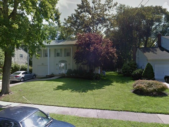 This Google Street View image shows the approximate location of 104 Collins Drive in Cherry Hill. The property at this address changed hands in May 2019, when Gamal and Jillian Baker bought the property from Thomas J and Emily B Caracciolo for $310,000.