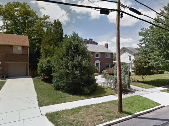 This Google Street View image shows the approximate location of 805 Jefferson Ave. in Cherry Hill. The property at this address changed hands in June 2019, when Brett N and Natalie H Dicrescenzo bought the property from Joan Harm for $294,000.