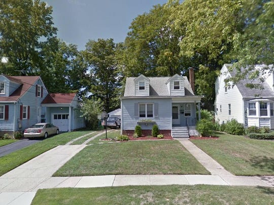 This Google Street View image shows the approximate location of 114 Edison Ave. in Cherry Hill. The property at this address changed hands in June 2019, when Maxhill Developers LLC bought the property from Timothy R and Christina Maguire for $130,000.