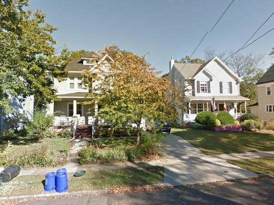 This Google Street View image shows the approximate location of 411 Comly Ave. in Collingswood. The property at this address changed hands in June 2019, when Magdalena A Docktor bought the property from Edward J Phelan III and Vidal Johanna for $250,000.