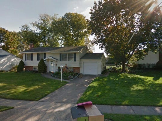 This Google Street View image shows the approximate location of 202 Hobart Drive in Gloucester Township. The property at this address changed hands in May 2019, when Juan Carlos Quimis bought the property from Michael P Mclaughlin for $198,500.