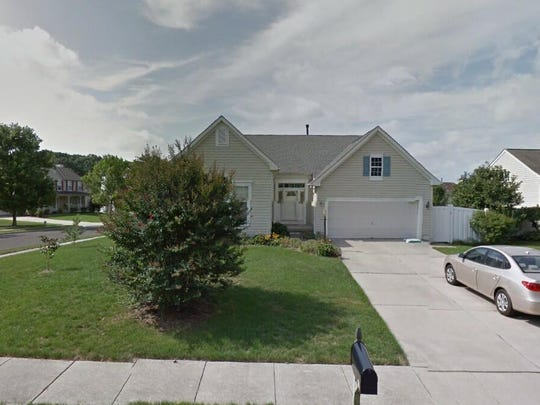 This Google Street View image shows the approximate location of 47 Raintree Drive in Gloucester Township. The property at this address changed hands in May 2019, when Louise C Bubser bought the property from Carol L Lyon for $212,000.