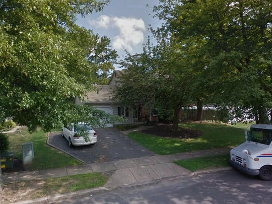 This Google Street View image shows the approximate location of 843 Wyngate Road in Gloucester Township. The property at this address changed hands in May 2019, when Brian and Alexandra Lamay bought the property from Eric Palumbo for $227,500.