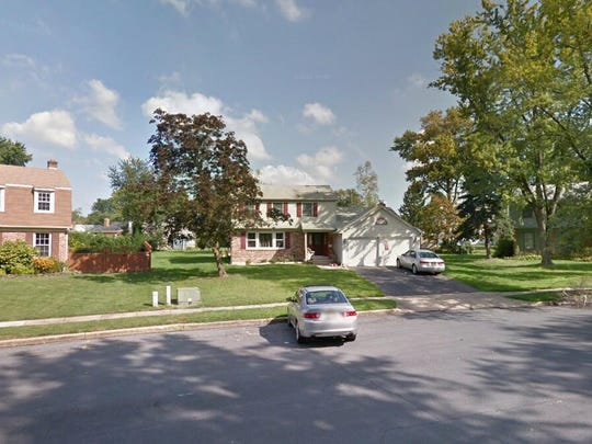 This Google Street View image shows the approximate location of 7 Bentley Court in Gloucester Township. The property at this address changed hands in June 2019, when Daniel Baldwin bought the property from Tracy Ann Hagan for $235,000.