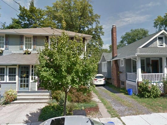 This Google Street View image shows the approximate location of 125 Colonial Ave. in Haddonfield. The property at this address changed hands in May 2019, when Brian R and Quinn S Lutzow bought the property from James and Amy Buttaro for $279,000.