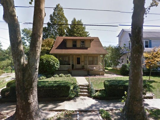 This Google Street View image shows the approximate location of 316 Mt Vernon Ave. in Haddonfield. The property at this address changed hands in May 2019, when Clark E Minken and Jillian P Goetz bought the property from C Carney Savery for $385,000.