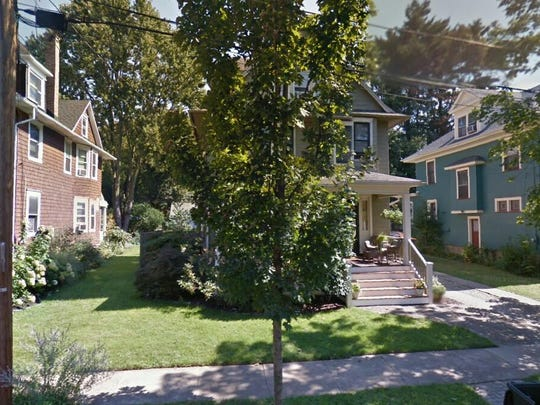 This Google Street View image shows the approximate location of 48 Trueman Ave. in Haddonfield. The property at this address changed hands in June 2019, when Sarah F Clarke and Eric L Greenberg bought the property from James M and Elizabeth Small for $612,000.