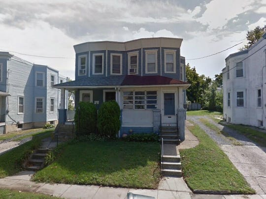 This Google Street View image shows the approximate location of 18 E. Lakeview Ave. in Oaklyn. The property at this address changed hands in May 2019, when Sharon M Waller bought the property from Kyle and Megan Costill for $132,150.