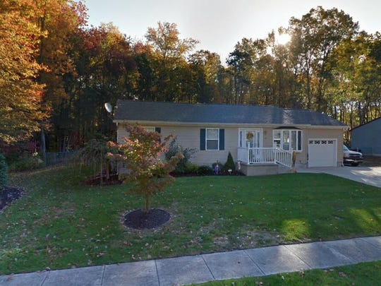 This Google Street View image shows the approximate location of 38 Sheri Way in Pine Hill. The property at this address changed hands in April 2019, when Jasmine Benns bought the property from Jeffrey and Karen Erbig for $177,000.