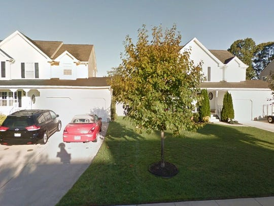 This Google Street View image shows the approximate location of 341 Alsarah Court in Waterford. The property at this address changed hands in June 2019, when George L Giansanti Jr. bought the property from How Property Investments LLC for $245,000.