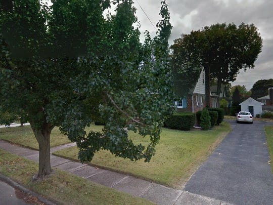 This Google Street View image shows the approximate location of 14 Spruce Ave. in Westville. The property at this address changed hands in May 2019, when Nipa Akter and Mohamed Hossain bought the property from Linda Brown and Steven A Horwell for $145,000.