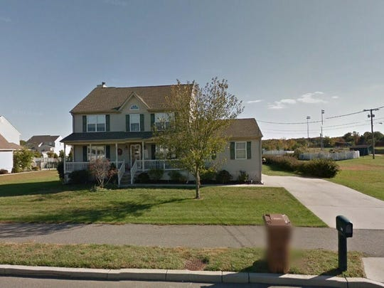 This Google Street View image shows the approximate location of 326 Beckett Road in Logan. The property at this address changed hands in May 2019, when Holly J and Jacob M Tropea bought the property from Joann Monteleone and Jaclyn Soukup for $330,000.