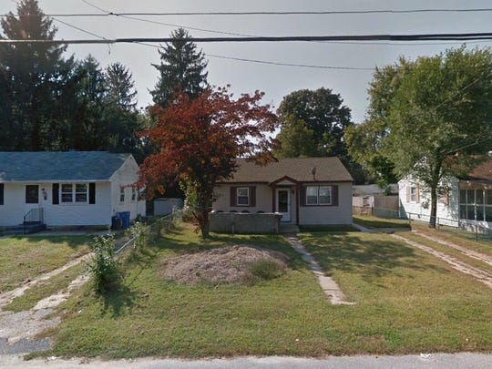This Google Street View image shows the approximate location of 666 N. New St. in Clayton. The property at this address changed hands in June 2019, when Ephraim Hernandez Alavez bought the property from Robert J Worrell for $50,000.