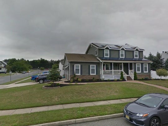This Google Street View image shows the approximate location of 1220 Royal Lane in West Deptford. The property at this address changed hands in April 2019, when Barbara Basile bought the property from Karen L and Kenneth W Schultz for $333,000.