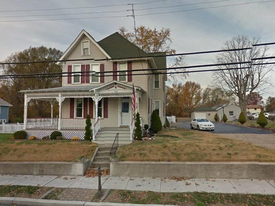 This Google Street View image shows the approximate location of 111 Franklin St. in Swedesboro. The property at this address changed hands in May 2019, when Brad J Gibson and Sophie H Ragone bought the property from Thomas A Ward for $257,000.