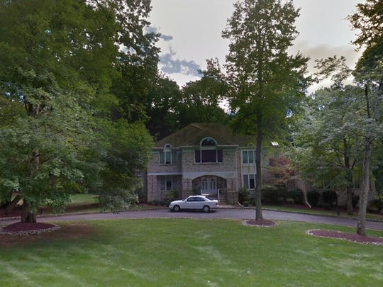 This Google Street View image shows the approximate location of 2 Precedent Place in Manalapan. The property at this address changed hands in May 2019, when Rosaria and Gaetano Salerno bought the property from Viswanath K and Gomathi Ashok for $750,000.