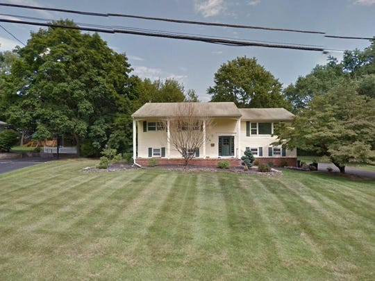 This Google Street View image shows the approximate location of 114 Leedsville Drive in Middletown. The property at this address changed hands in June 2019, when Shawn Boyle bought the property from Bryan and Katie L Boyle for $525,000.