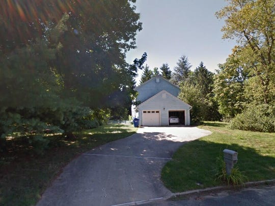 This Google Street View image shows the approximate location of 2 Grant Court in Tinton Falls. The property at this address changed hands in May 2019, when Manal A Shalaby and Nehal Alsafty bought the property from Ronald and Susan Roehrig for $445,500.