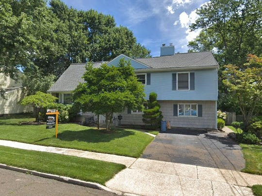 This Google Street View image shows the approximate location of 13 Hazel Place in Hazlet. The property at this address changed hands in June 2019, when Josie, Jud M and Anne R Guerrier bought the property from Robert and Denise Sakkestad for $400,000.