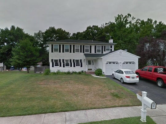 This Google Street View image shows the approximate location of 233 Liberty Bell Road in Toms River. The property at this address changed hands in May 2019, when Elimelech Z and Aliza Back bought the property from Terence F and Catherine R Daly for $435,000.