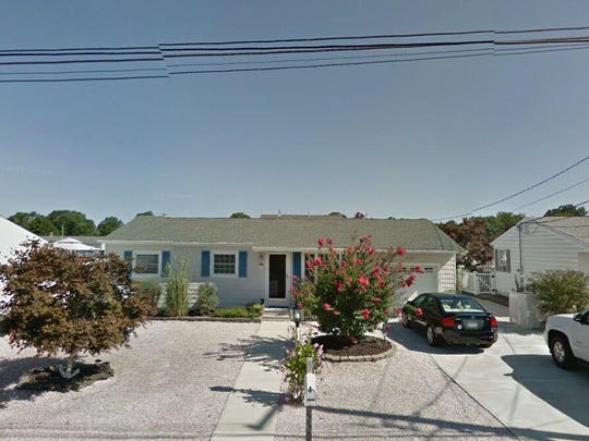 This Google Street View image shows the approximate location of 2530 Balfrey Drive in Toms River. The property at this address changed hands in May 2019, when John and Erundina Nardiello bought the property from Michael T and Shirley A Hayeck for $365,000.