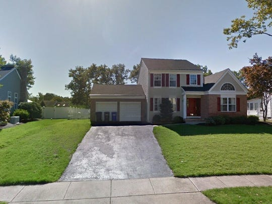 This Google Street View image shows the approximate location of 162 Grande Woodlands Way in Toms River. The property at this address changed hands in June 2019, when Shalom A and Atara E Benguigui bought the property from David J and Dorothy S Shepard for $425,000.