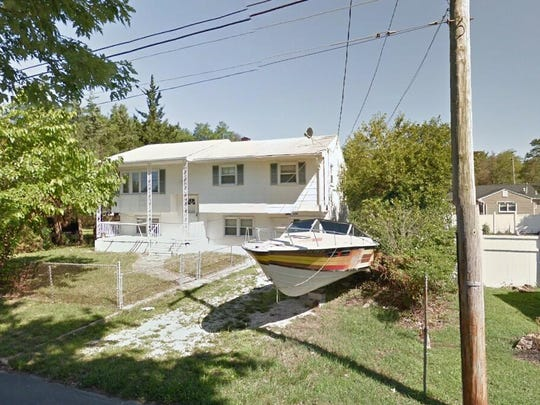 This Google Street View image shows the approximate location of 3124 Stanley Drive in Toms River. The property at this address changed hands in June 2019, when Ruth Ann Stoia bought the property from Claudia Ascensao for $200,000.