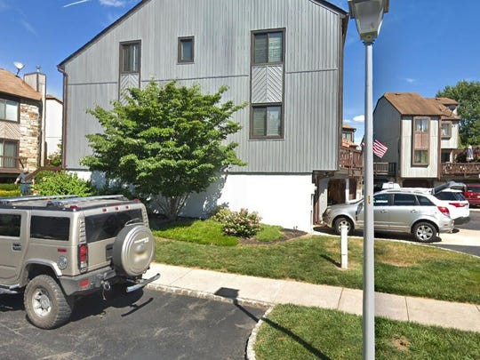 This Google Street View image shows the approximate location of 118 Diamond Lane in Old Bridge. The property at this address changed hands in May 2019, when Steven T Ng bought the property from F A R G O Auto Sales LLC for $330,000.