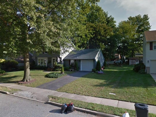 This Google Street View image shows the approximate location of 266 Southview Drive in Delran. The property at this address changed hands in April 2019, when J W and Kaminski A Horton bought the property from H Mark and Diane M Hackney for $274,900.