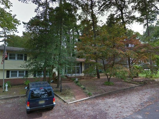 This Google Street View image shows the approximate location of 35 Onondago Tr in Medford Lakes. The property at this address changed hands in March 2019, when James and Leslie Alexander bought the property from Robert J Bradshaw Jr. and Diane L N Bradshaw for $249,900.