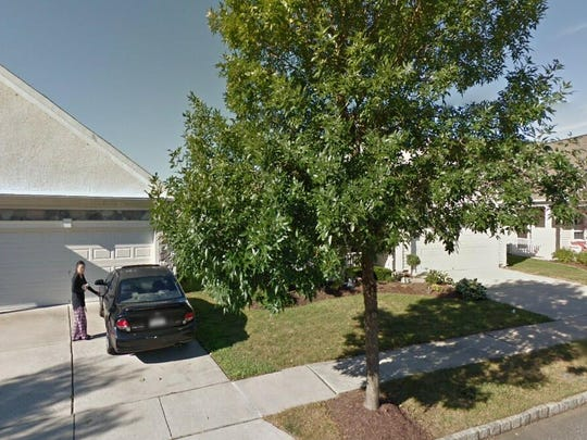 This Google Street View image shows the approximate location of 10 Pennington Court in Delanco. The property at this address changed hands in June 2019, when Frank A and Frances A Giovanetti bought the property from Gregory P and Suzann Cermignano for $269,900.