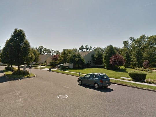 This Google Street View image shows the approximate location of 2 Fernbrooke Drive in Westampton. The property at this address changed hands in May 2019, when Sergey and Rosa Petrenko bought the property from Louis and Carol Romanet for $277,500.