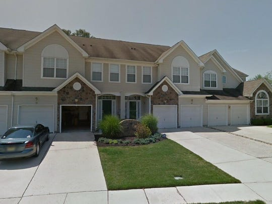 This Google Street View image shows the approximate location of 38 Cypress Point Road in Westampton. The property at this address changed hands in March 2019, when T Watkins-Edmond and K W Watkins bought the property from Tenise M and Walter L Johnson for $294,500.