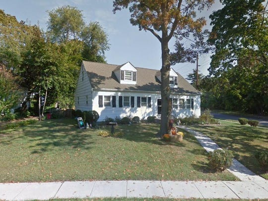 This Google Street View image shows the approximate location of 1 Cornell Road in Glassboro. The property at this address changed hands in June 2019, when Athanasios and Deanne Katsaros bought the property from 402 Dept LLC for $250,000.