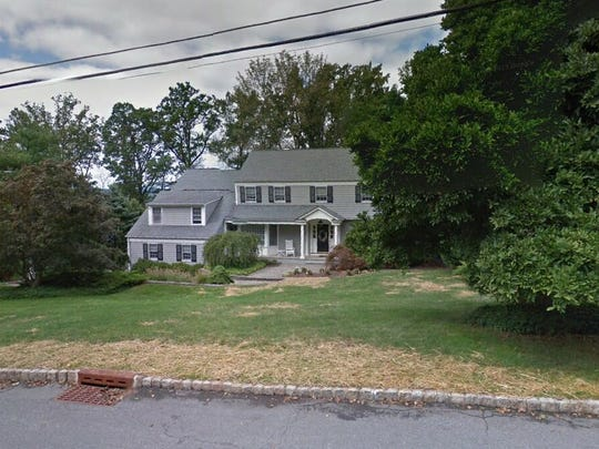 This Google Street View image shows the approximate location of 94 Van Houton Ave. in Chatham Township. The property at this address changed hands in June 2019, when Anshul Pradhan and Sanjukta Pramanick bought the property from Steven A Fanelli and Lisa R Fanelli for $1,400,000.
