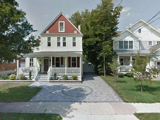 This Google Street View image shows the approximate location of 611 Trenton Ave. in Point Pleasant Beach. The property at this address changed hands in April 2019, when Marc V and Janine Colasanto bought the property from Susan Beltran for $560,000.