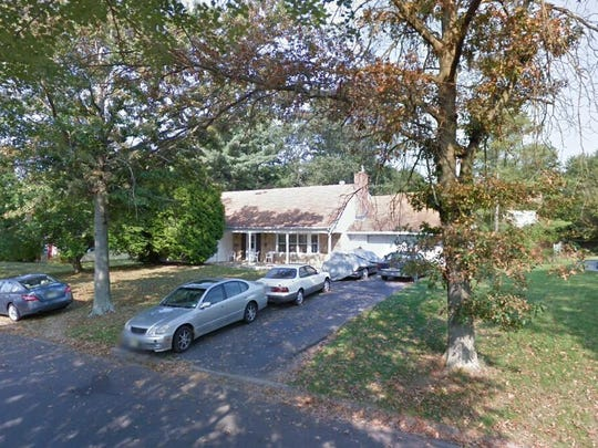 This Google Street View image shows the approximate location of 45 Courtland Lane in Willingboro. The property at this address changed hands in May 2019, when Joshua and Melissa Chrisman bought the property from Jason Konek for $257,000.