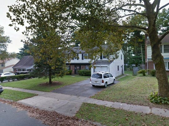 This Google Street View image shows the approximate location of 18 Hinsdale Lane in Willingboro. The property at this address changed hands in May 2019, when Naia Barr bought the property from Roberto Valentin for $242,000.